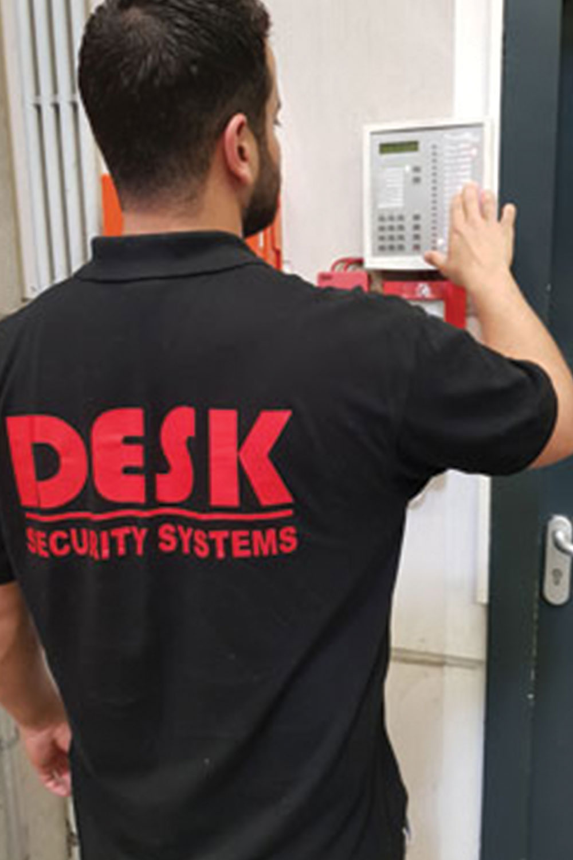 Desk Sicherheit Karlsruhe Alarmanlagen