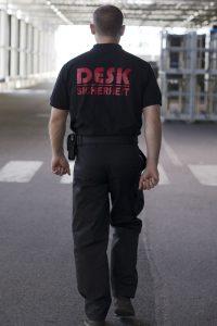 Desk Sicherheitsdienst Karlsruhe EINGANG