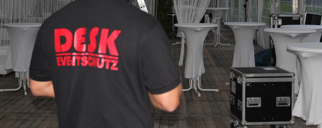 Banner Eventschutz
