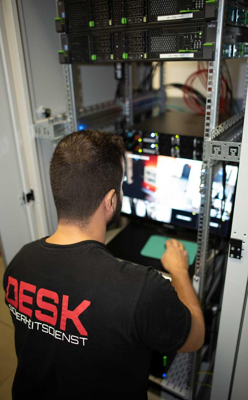 Videoueberwachung Netzwerkintegration