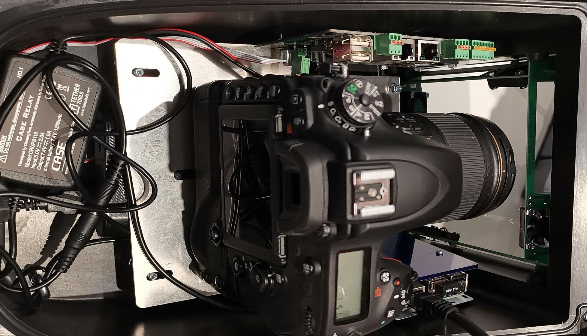 Baustellenwebcam